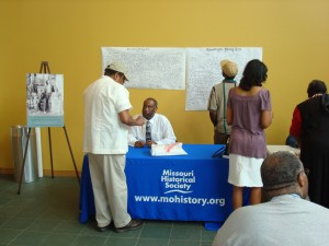 Book Signing at Missouri History Museum