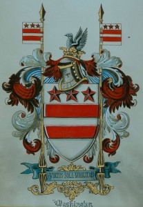 Washington Family Crest