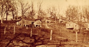 Wessyngton Slave Cabins