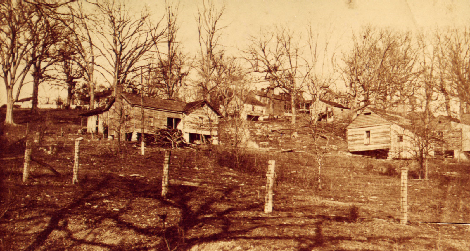 slavery on southern plantation The living conditions of slaves in the antebellum american south were some of  the  slaves were allocated an area of the plantation for their living quarters.
