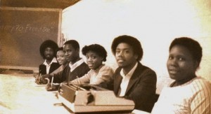 John Baker and Friends at Greater South Baptist Church, 1981