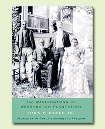 Buy the Book: The Washingtons of Wessyngton Plantation